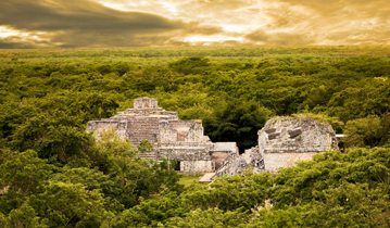 Ek Balam- Valladolid - Cenote